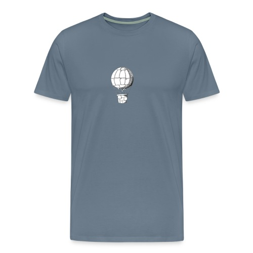 lead balloon - Men's Premium T-Shirt