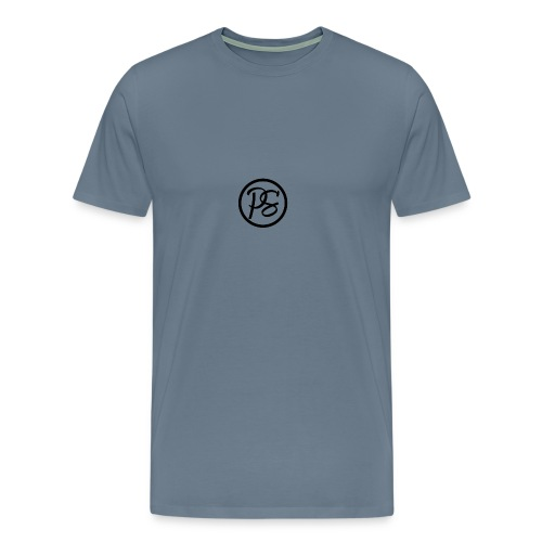 Pursue Brand Baseball Tee - Men's Premium T-Shirt