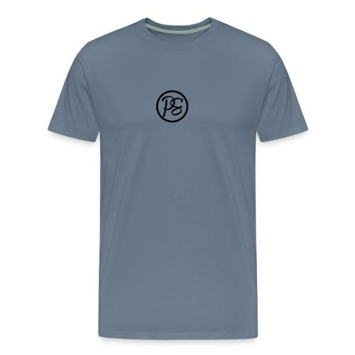 Pursue Brand Baseball Tee - Men's Premium T-Shirt
