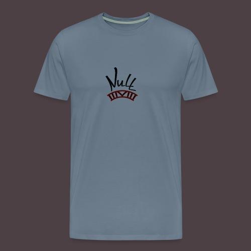 Null Logo - Men's Premium T-Shirt