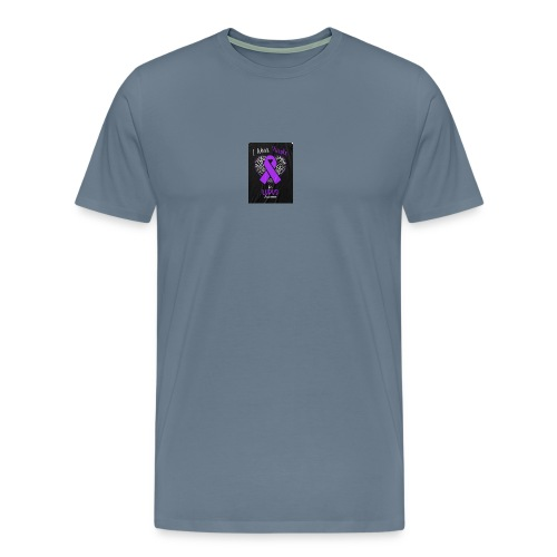 Lupus warrior - Men's Premium T-Shirt