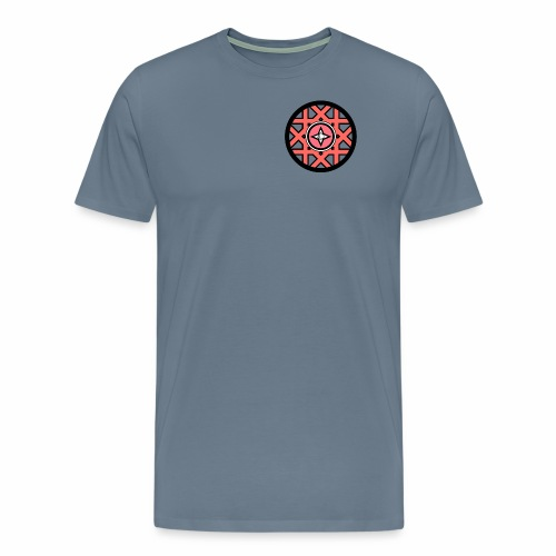 logo spiritual circle - Men's Premium T-Shirt