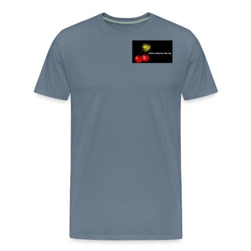 logo w wrd - Men's Premium T-Shirt