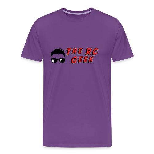 TRCG Logo-1 - Men's Premium T-Shirt