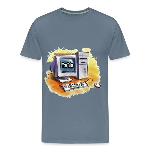 Eazy Computer Solutions - Men's Premium T-Shirt