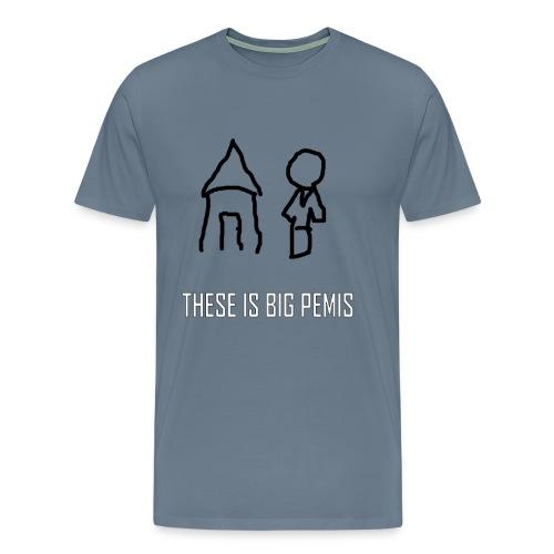 pemis - Men's Premium T-Shirt