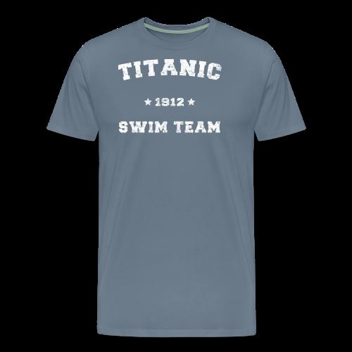 Titanic Swim Team - Men's Premium T-Shirt