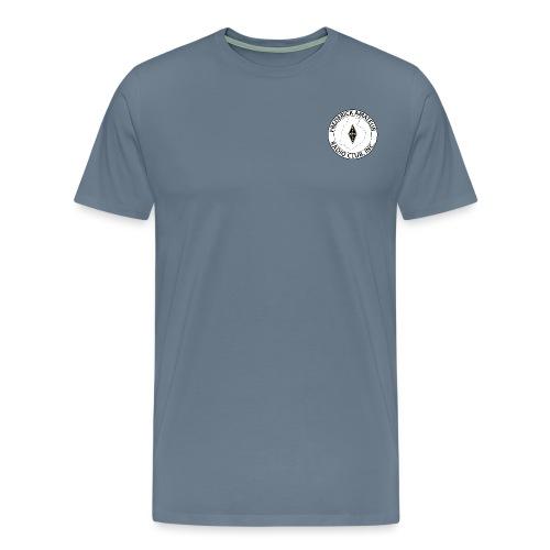 farclogo-white - Men's Premium T-Shirt