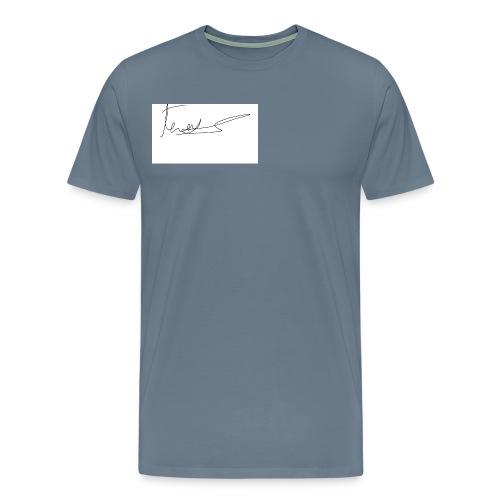 autograph - Men's Premium T-Shirt