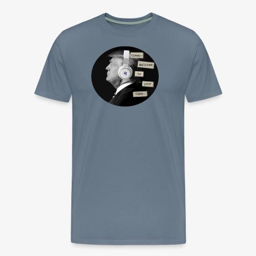 trump 13 reasons - Men's Premium T-Shirt