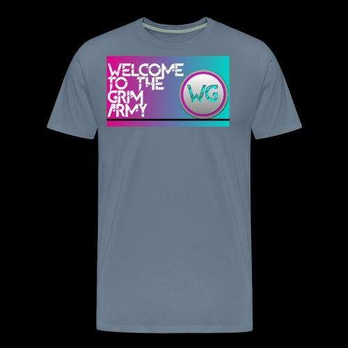 Channal Art Shirt - Men's Premium T-Shirt
