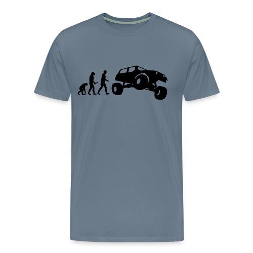 4x4 Evolution - Men's Premium T-Shirt