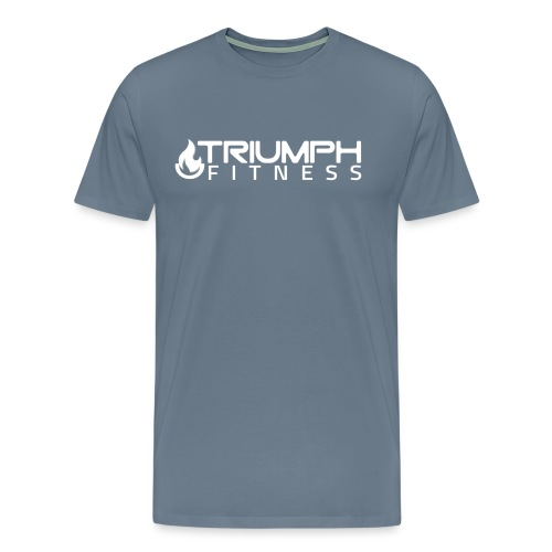 triumph 03 clear white - Men's Premium T-Shirt