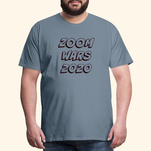 Zoom Wars 2020 - Men's Premium T-Shirt