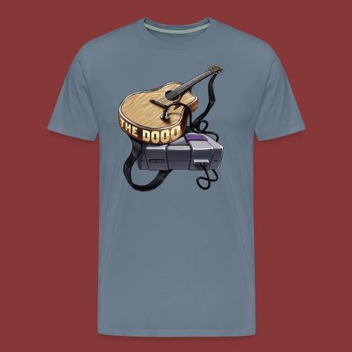 The Dooo Retro Logo - Men's Premium T-Shirt