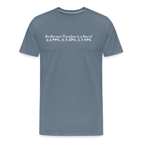 anderson varejao - Men's Premium T-Shirt