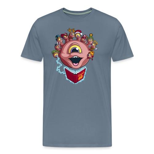 Behold the Seasonal Cheer - Men's Premium T-Shirt