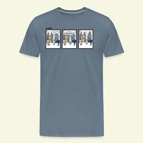 Catastrophe - Men's Premium T-Shirt