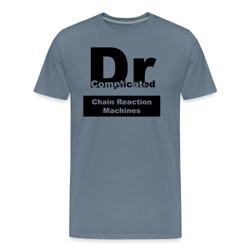 Any colour Black - Men's Premium T-Shirt