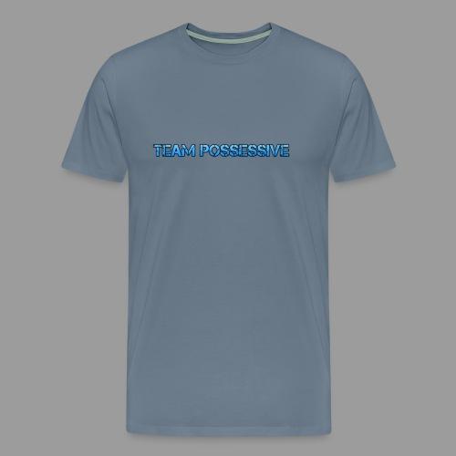 The Possessive Broadcast - Men's Premium T-Shirt