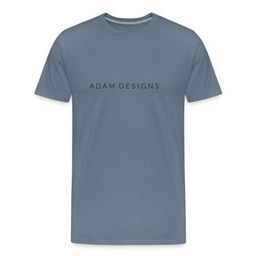 A D A M D E S I G N S - Men's Premium T-Shirt