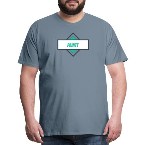 Triangle inspired logo - Men's Premium T-Shirt