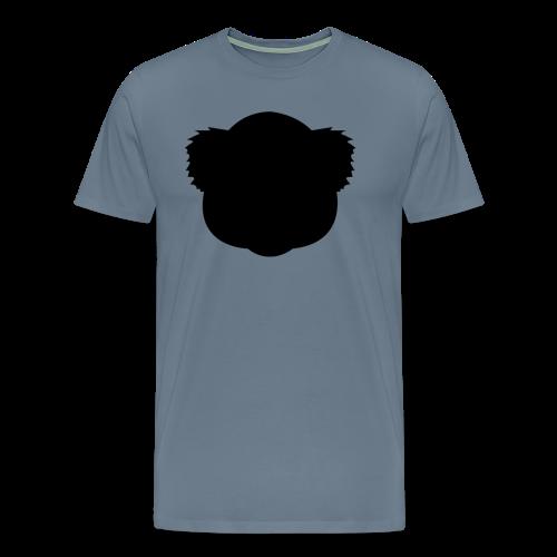 BlackKoalaLogo - Men's Premium T-Shirt