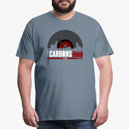 Black Mirror logo - Men's Premium T-Shirt