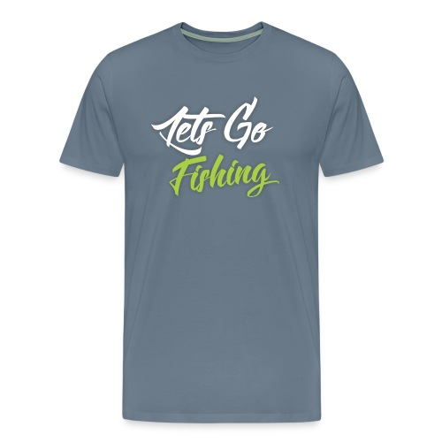 Fishing related - Men's Premium T-Shirt