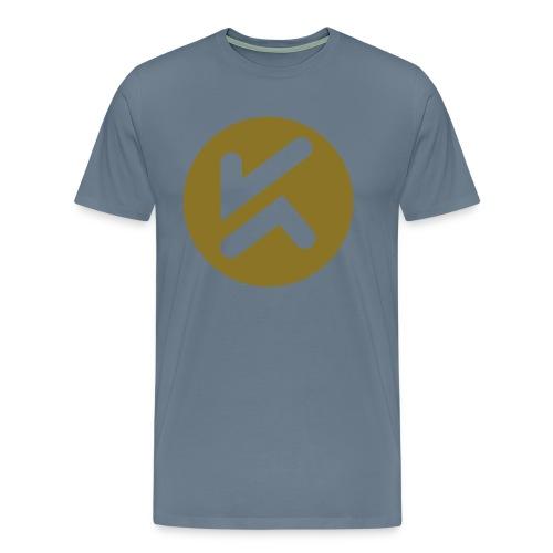 KCJ Media Tee - Men's Premium T-Shirt