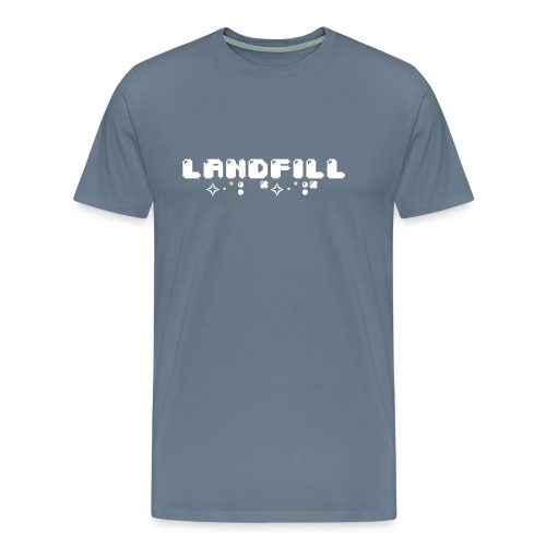 Landfill - Men's Premium T-Shirt