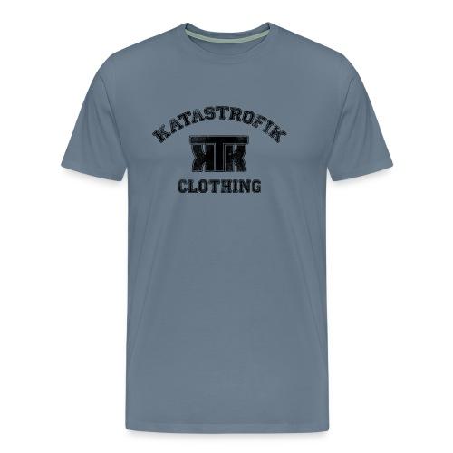 Katastrofik-used - Men's Premium T-Shirt
