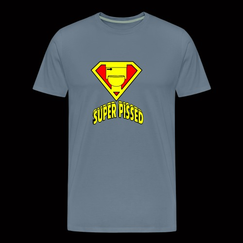 superpissed - Men's Premium T-Shirt