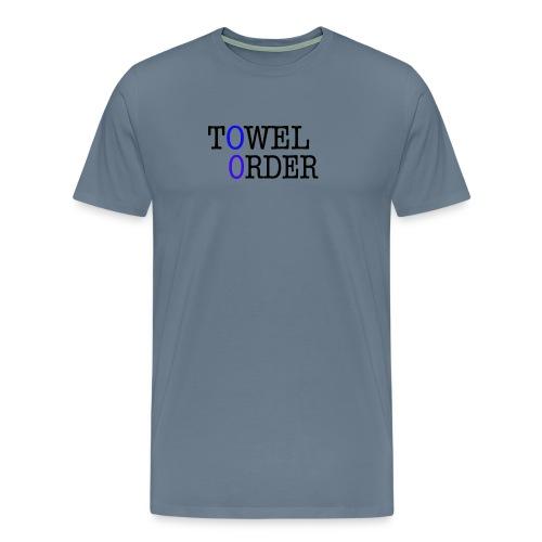 TOWEL - Men's Premium T-Shirt
