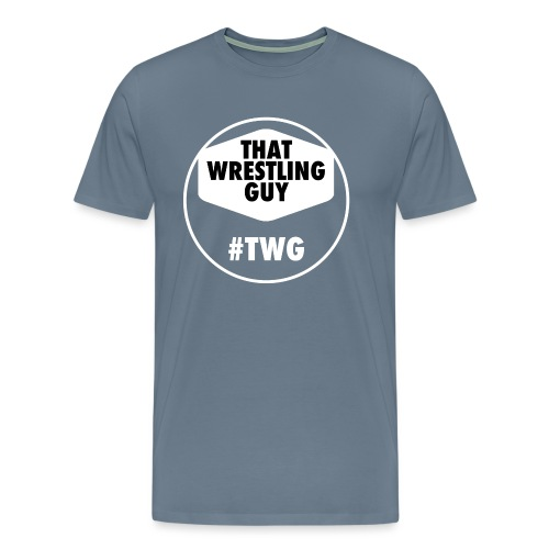 That Wrestling Guy - Men's Premium T-Shirt