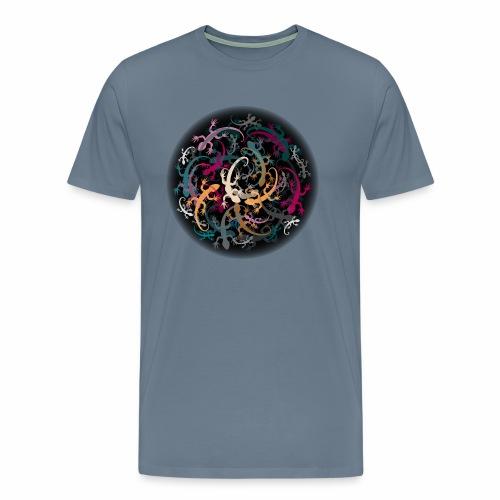 Lizard Swarm - Men's Premium T-Shirt
