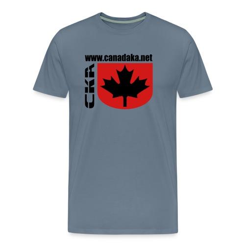 CKA Back 2 - Men's Premium T-Shirt