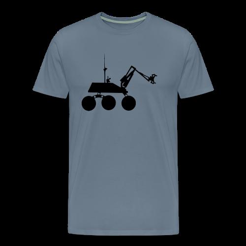USST Rover Black - Men's Premium T-Shirt