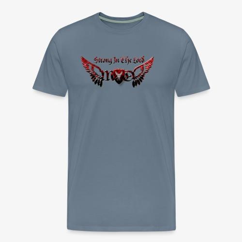 MOD Plaid - Men's Premium T-Shirt