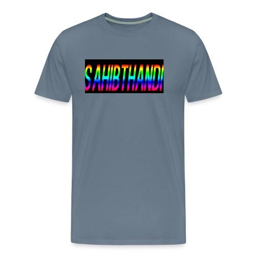 sahib thandi png - Men's Premium T-Shirt