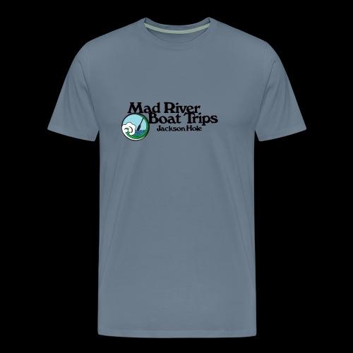 MR RETRO LOGO FULL STACKED - Men's Premium T-Shirt
