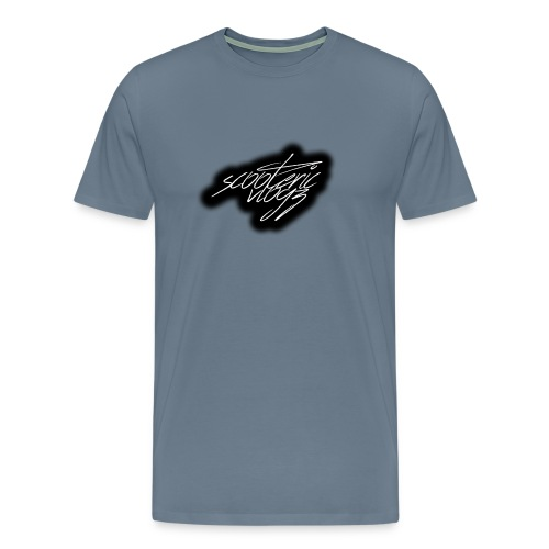 sv signature - Men's Premium T-Shirt