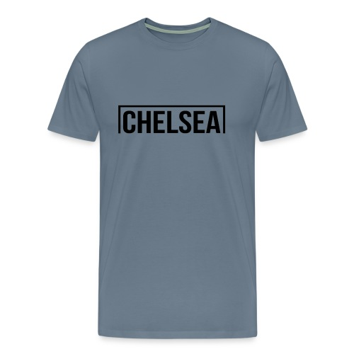Goal Chelsea Black - Men's Premium T-Shirt