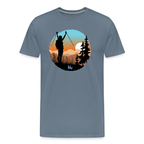 Summit Victory - Men's Premium T-Shirt