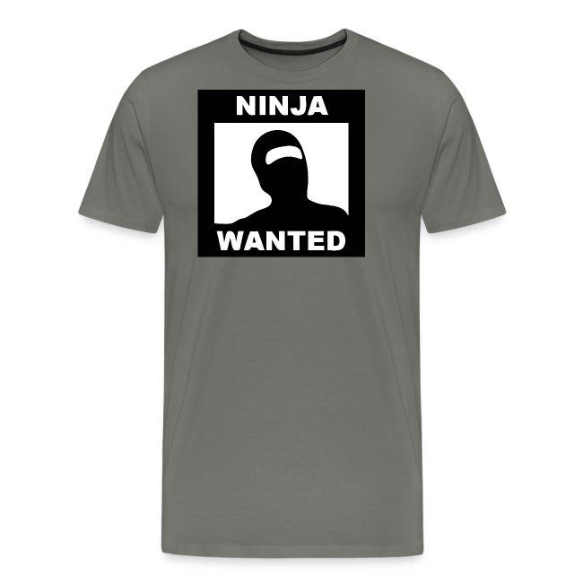 Ninja Wanted