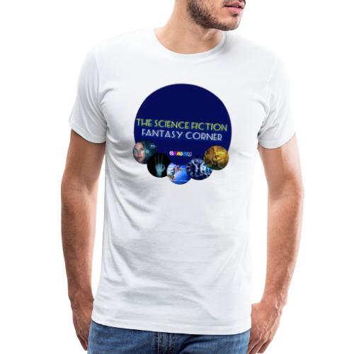 The Science Fiction Fantasy Corner - Men's Premium T-Shirt