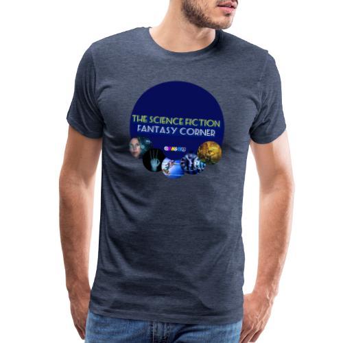 The Science Fiction Fantasy Corner - Men's Premium T-Shirt