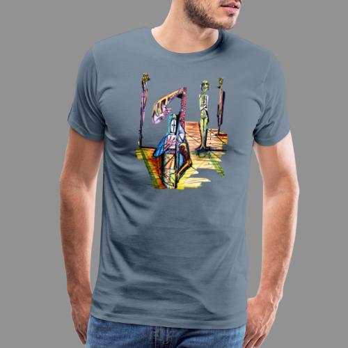 The Hanging of Shame - Men's Premium T-Shirt