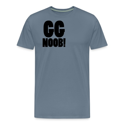 GG Noob - Men's Premium T-Shirt