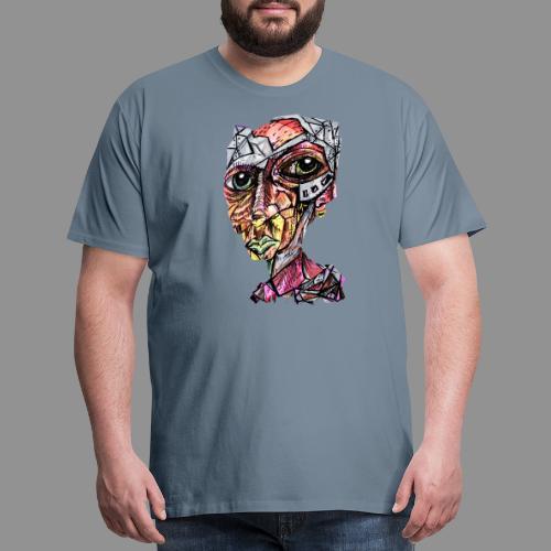 My Internal Gladiator - Men's Premium T-Shirt
